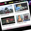 LePost.tv : emailing lancement du site