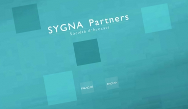 Sygna Partners : site et blog corporate