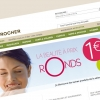 Yves-Rocher.fr : bannires pour site marchand