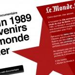 Lemonde.fr : emailing pour documentaires web